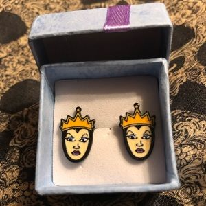 Evil Queen earrings